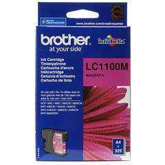 Brother LC1100M Magenta Ink